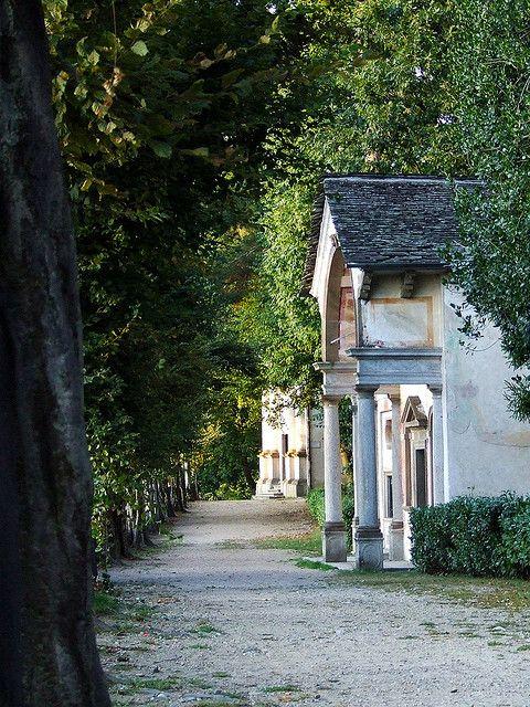 Sacro Monte, Orta San Giulio   Flickr – Condivisione di foto!