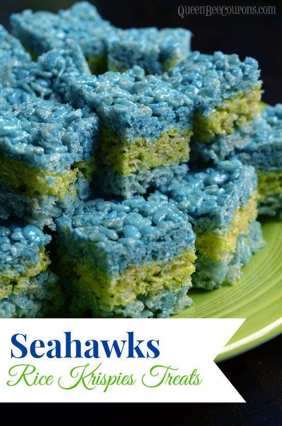 Calling all the 12th men (and women) - this party is for you! Big list of Seahawks party ideas complete with photos and recipes.