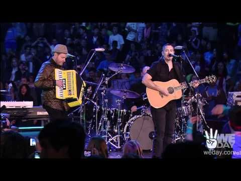 The Barenaked Ladies - If I Had a Million Dollars - Live at We Day 2010