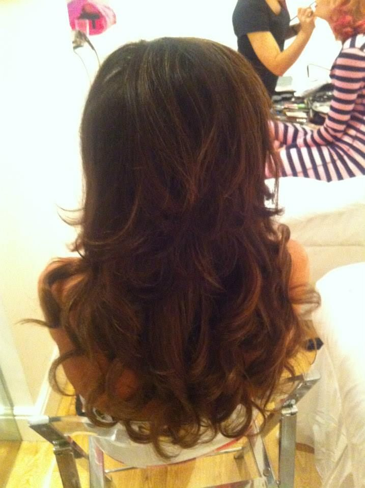 Curly Blowdry By Our Essex Angels Plaits Hairstyles