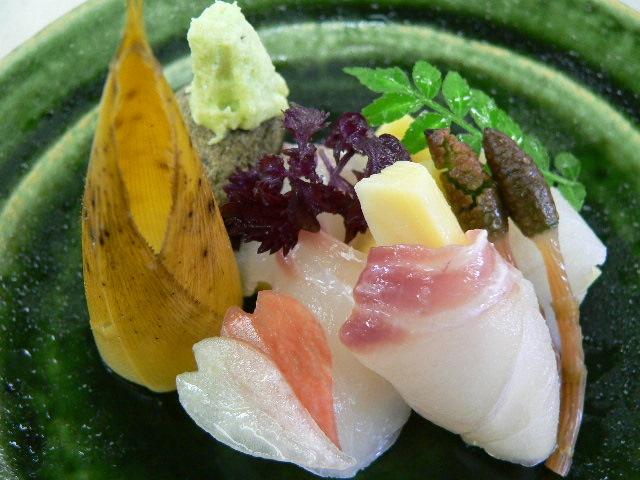 Sakuradai-sashimi