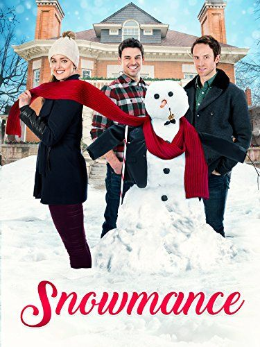"Snowmance (2017) Ashley Newbrough stars as Sarah who each year builds her ""snow beau"" snowman with best friend Nick (Adam Hurtig). But this year some how it appears that her perfect ""snow beau"" may have come to life in the shape of Cole (Jesse Hutch)"