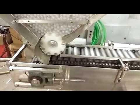 Test Tube Labeling Machine Manufacture Ahmedabad India