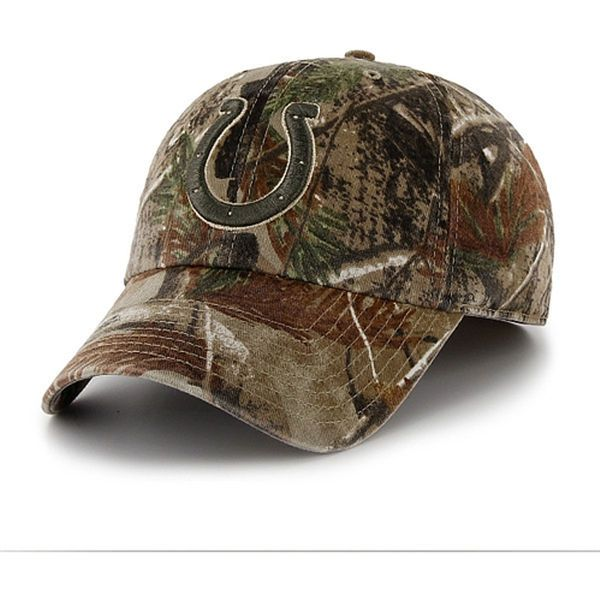 '47 Brand Indianapolis Colts Realtree Franchise Slouch Fitted Hat - $29.99