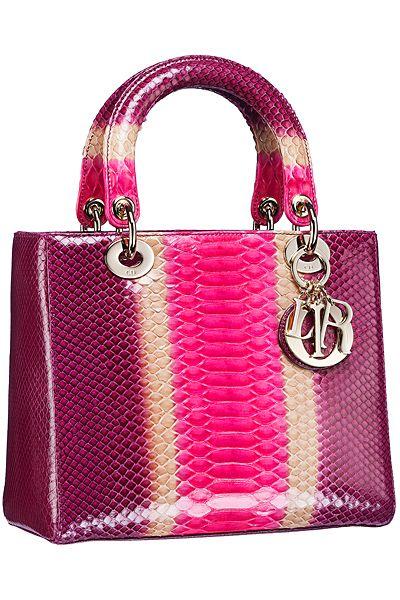 Dior - Spring Summer 2012 (Lady Dior)