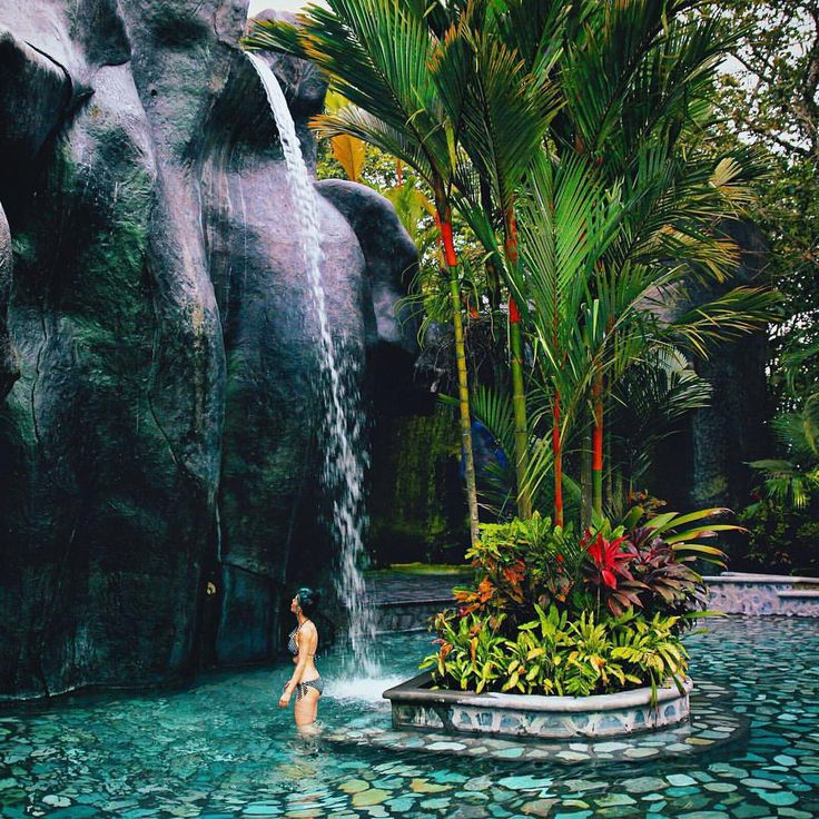Must experience in the Medicinal Hot Springs! ❤️ Baldi Hotel Resort & Spa, La Fortuna, Costa Rica