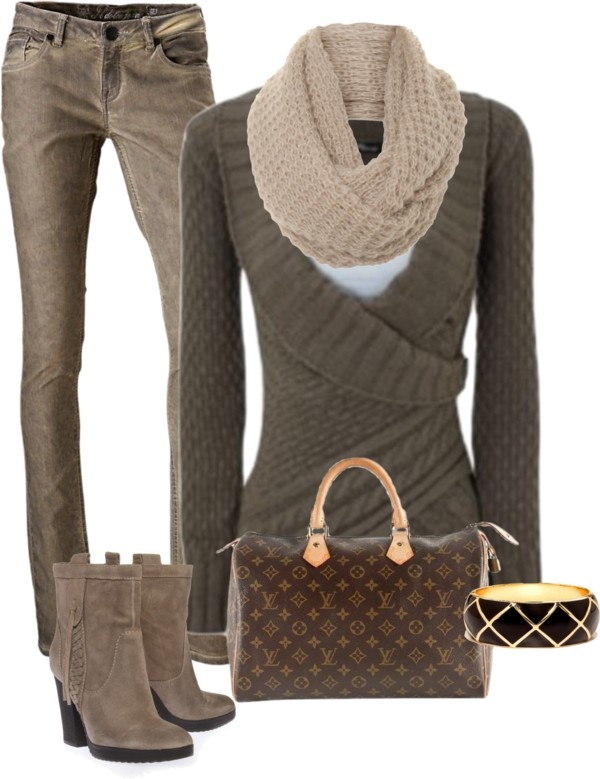 """Dress That Jumper"" by nicola-conner ❤ liked on Polyvore"