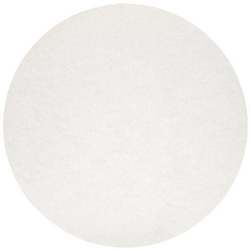 Ahlstrom 6130-4500 Qualitative Filter Paper, 45cm Diameter, 6 Micron, Medium Flow, Grade 613, Quantity 100