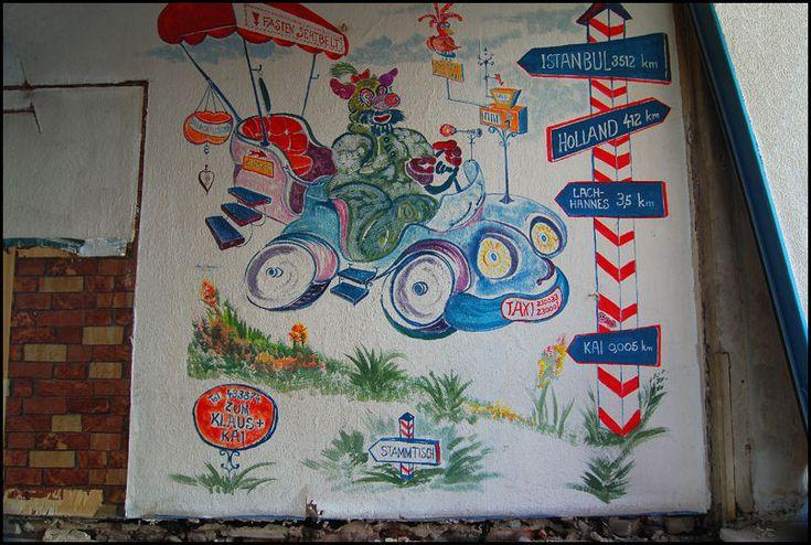 Wandbilder in der Großmarkthalle zu Frankfurt am Main http://fc-foto.de/12005423