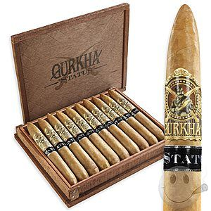 Gurkha Status - Cigars International