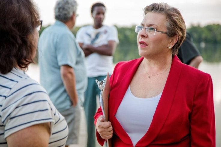 Meet Cathy Myers: Union Leader and Teacher Challenging House Speaker Paul Ryan | The Progressive Army