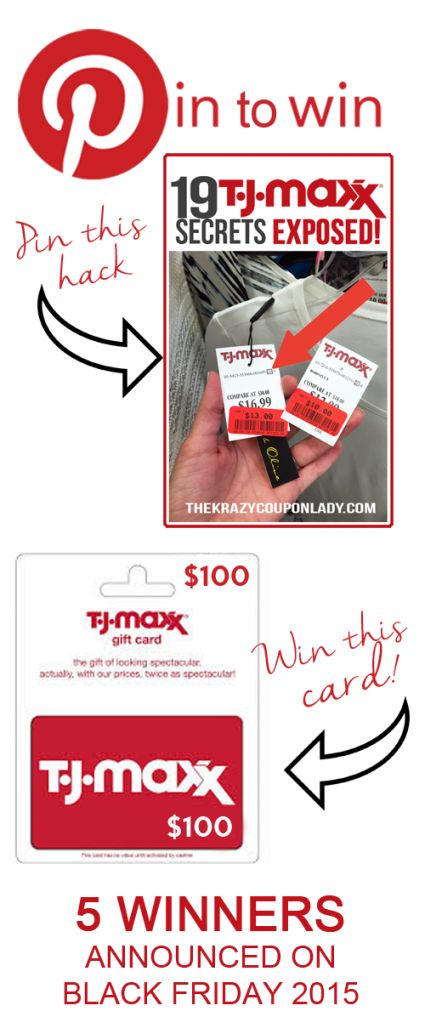 Coupons for tj maxx - Discount shell gift cards