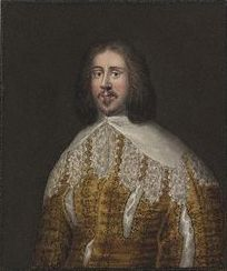 Spencer Compton, 2nd Earl of Northampton  by Anthony Van Dyck 1
