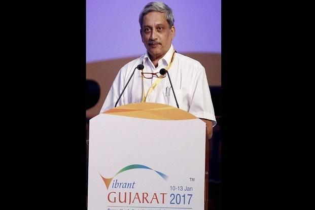 Gujarat will emerge as defence manufacturing hub: Manohar Parrikar. #Dholera #DholeraSIR #DholeraSmartCity #Gujarat