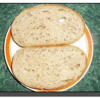 Pšenično-žitný kváskový chléb (pro začátečníky)