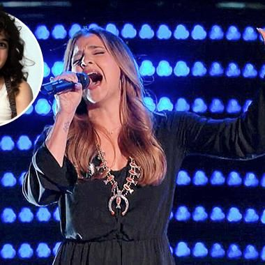 Hot: Curly Sue star Alisan Porter makes comeback in emotional The Voice audition