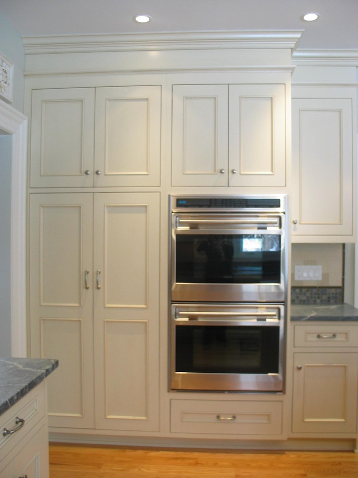 Custom Made By: TaylorMadeCabinets.NET Inset Doors With Hand Applied  Beadwork