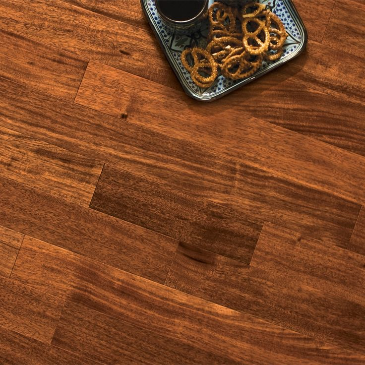 Ecotimber 3 1 8 unstained royal mahogany wood flooring Unstained hardwood floors
