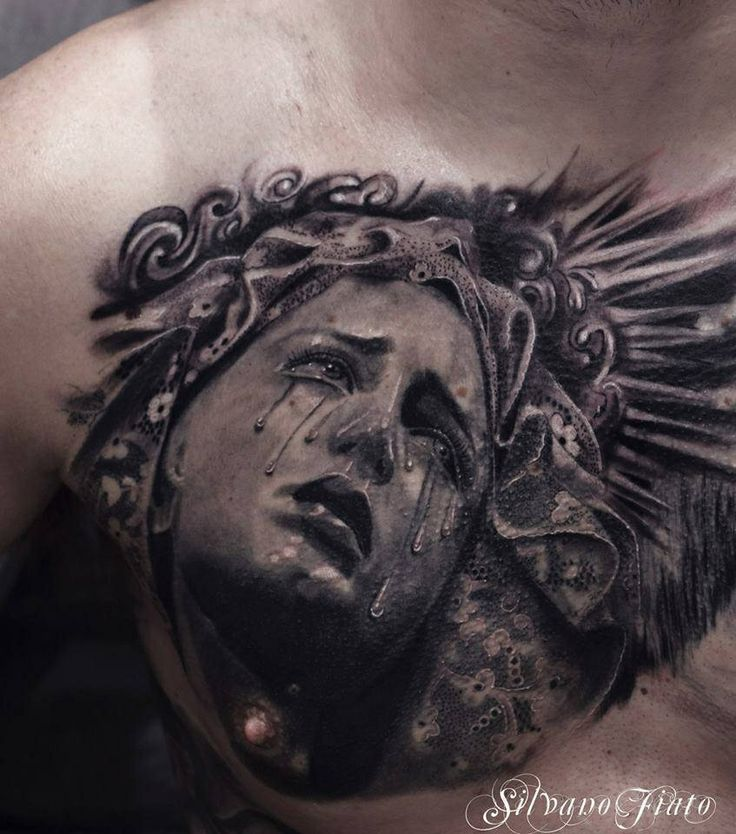 Tattoo sculpture Tattoo Ideas, Art Tattoo, Sylvan Breath, Body Art ...