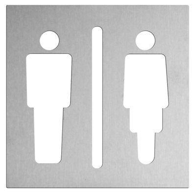 industrial bathroom hardware       Commercial Plumbing Bathroom Signs Jako Design Hardware 95200. 78 Best images about Commercial Bathroom on Pinterest   Bathroom