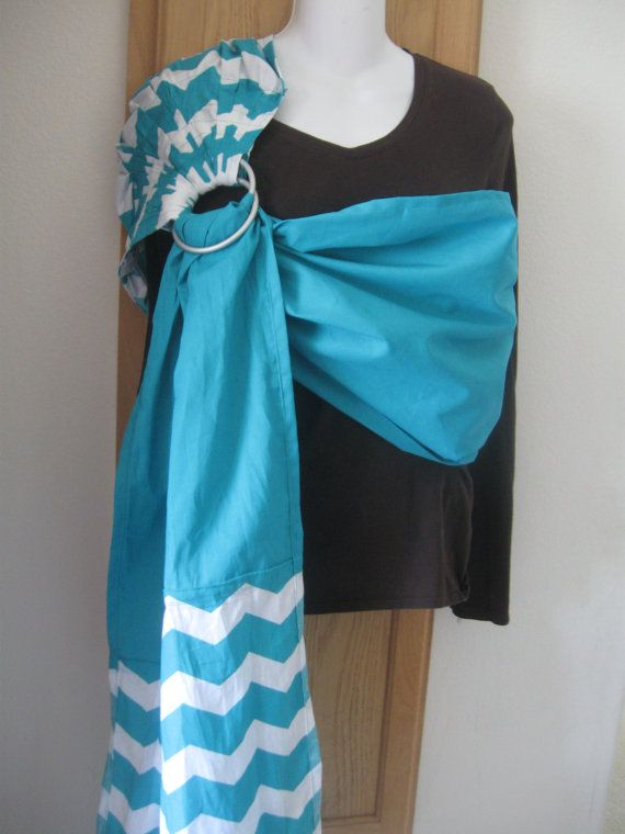 baby ring sling infant to  toddler carrier wrap by MILKYBABY50, $44.99