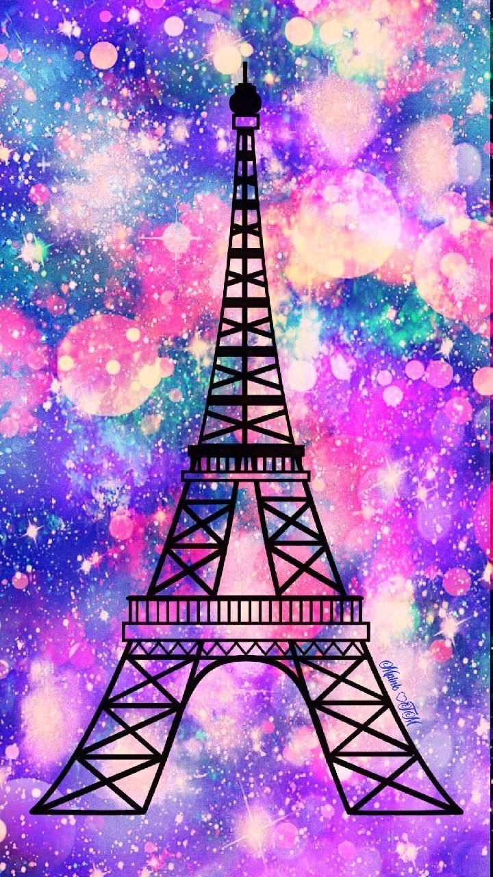 Awesome Girly Cute Paris Eiffel Tower Wallpaper Pictures In 2020 Paris Wallpaper Iphone Wallpaper Vintage Wallpaper