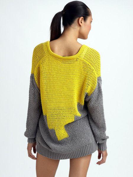 154 best Knitwear images on Pinterest Knit crochet, Stricken and Knitwear