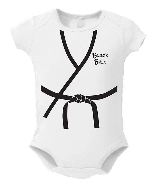 'Black Belt' Gi Bodysuit