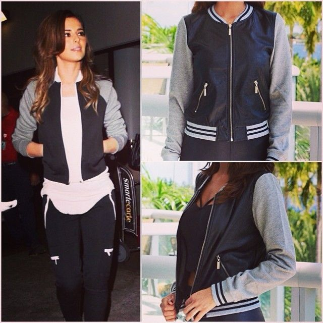17 best images about Bomber Jackets on Pinterest | Black leather ...