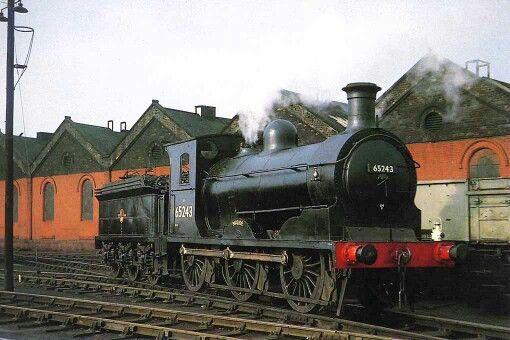 BR (LNER) J36 class  0-6-0