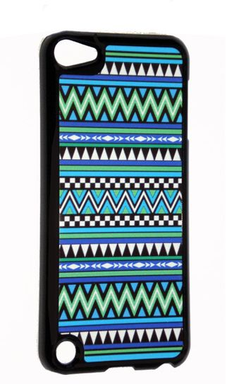 iPod Touch 5th Generation Colorful Turquoise blue green