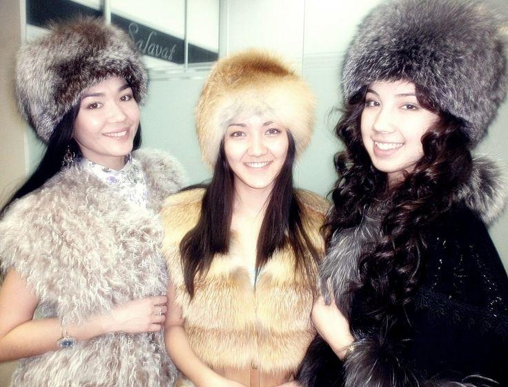 Bashkortostan women