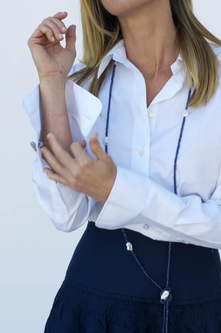 Womens French Cuff Dress Shirts Anlis