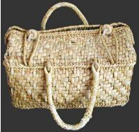 Плетение из  рогоза (камыша)