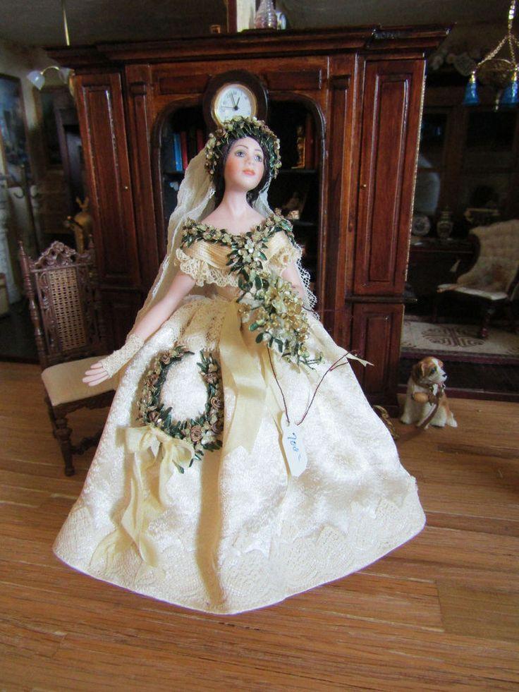 US $599.99 Used in Dolls & Bears, Dollhouse Miniatures, Artist Offerings