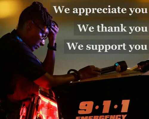 I SUPPORT LAW ENFORCEMENT !!!