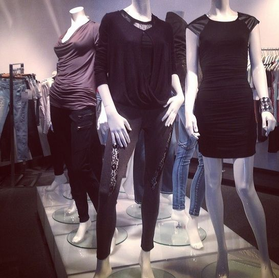 Fall '14 setup in our lovely #Montreal showroom! #fall #showroom  #appointments