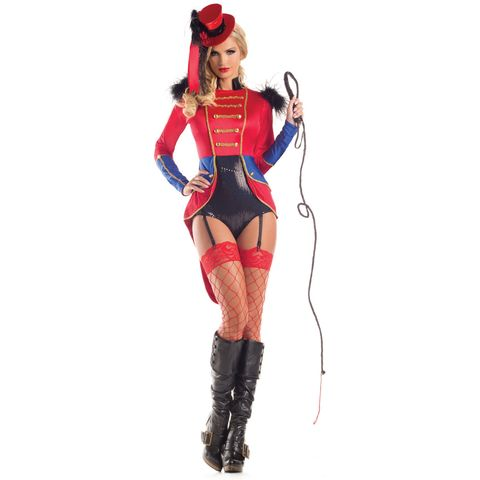 $59.99 - Lion Tamer Circus Ringleader