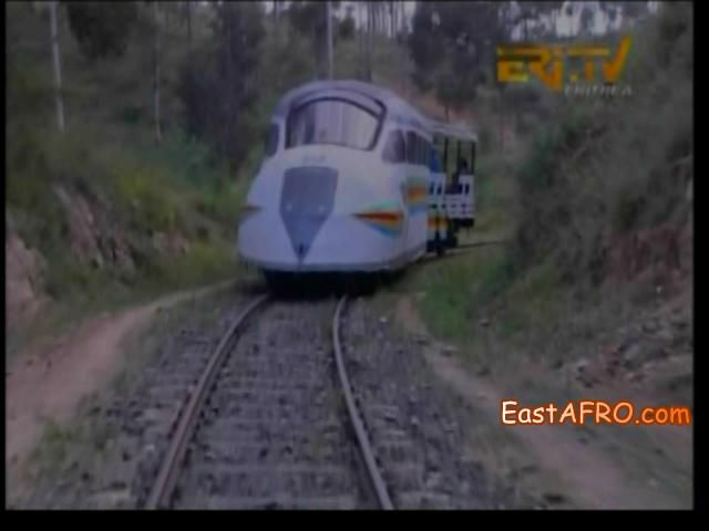 Video: Eritrean Train re-engineering and ingenuity