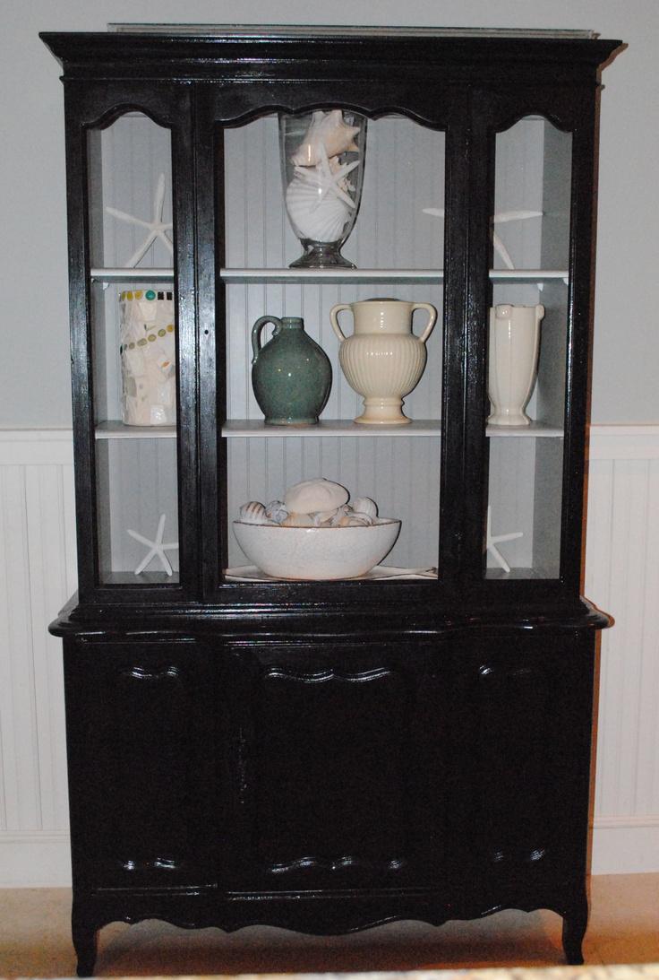 Painting furniture black ideas - Painting Furniture Black Ideas 42