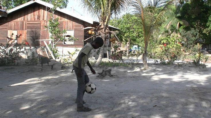 SURINAME - Wilton (11) woont aan de rand van het oerwoud in het Surinaamse dorpje Ovia Olo.  Op http://www.samsam.net/maurice-ontmoet... vertelt hij dat hij graag op de kostgrondjes werkt van de buurman, zijn nicht, zijn tante, de oom van z'n tante, zijn oma, van iedereen. Wilton verbouwt groente, maar weet ook veel over geneeskrachtige kruiden.