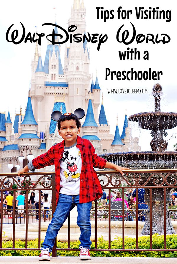As most of you know, we recently had our first vacation at Walt Disney World. We've taken Benjamin to Disneyland several times during visi...