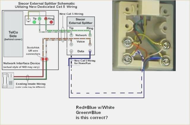 Rj11 Wiring Diagram Electrical Wiring Diagram Diagram Wire