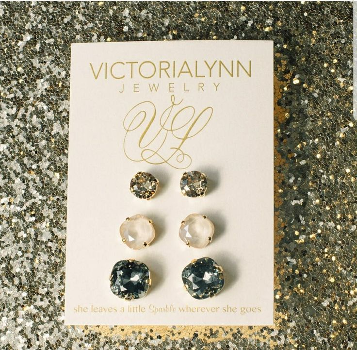 Victoria Lynn Jewelry  | earring set