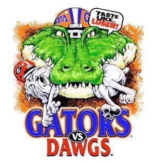 bulldog vs gator 1000 images about all things florida on pinterest 1554