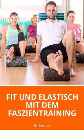 Fit und elastisch mit dem Faszientraining – Melanie Meierhofer