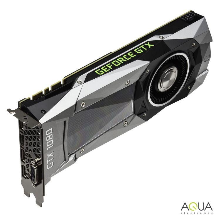 ASUS GeForce GTX 1080 8GB Founders Edition videokártya+ nVidia kupon