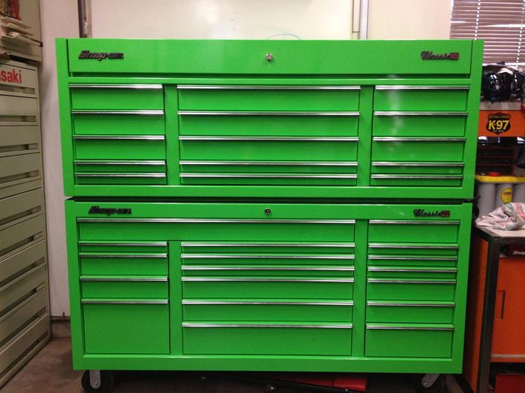 Snap On Tool Box Classic 96 Price Reduced Garage