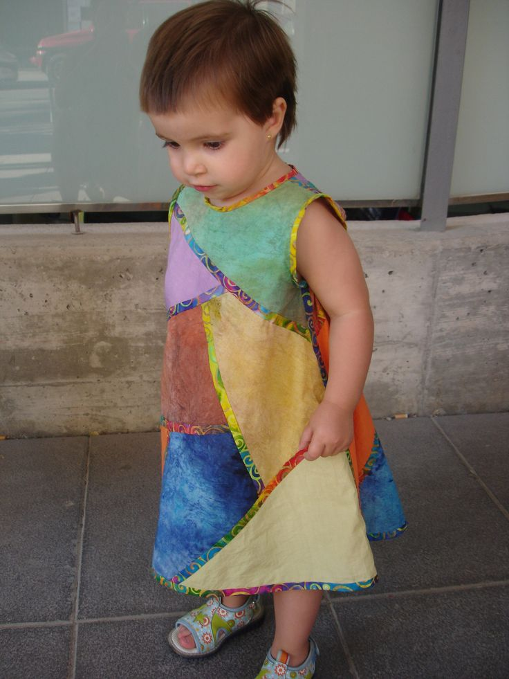 Vestir Celia 2 anys