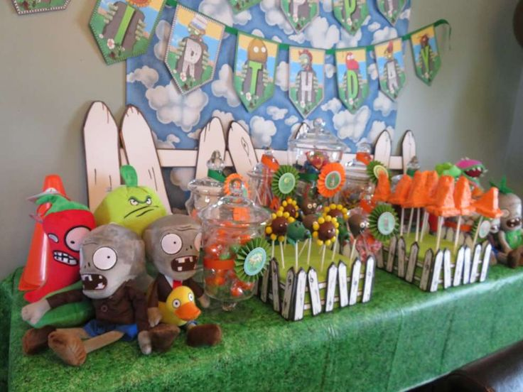85 best Plants vs Zombies Cian 7th birthday images on Pinterest
